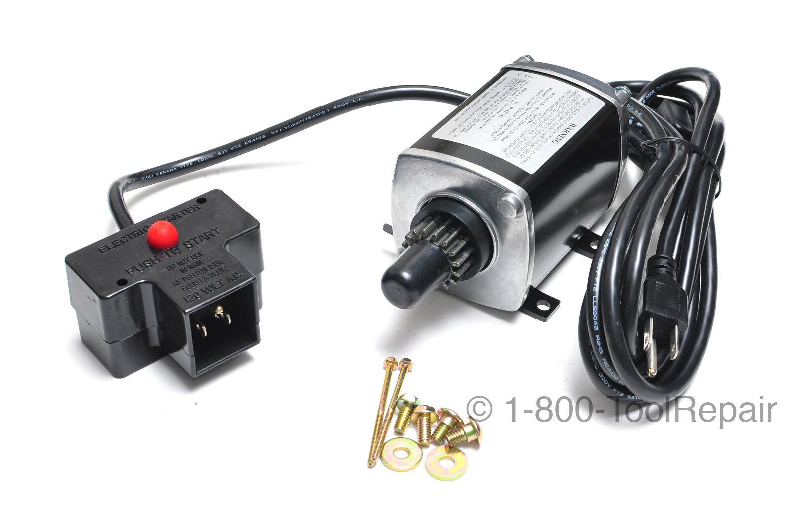 Electric Starter Kit Replaces Tecumseh 33329d 33329e
