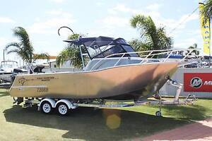 Fish Hunter 720 RB Plate Runabout Rockingham Rockingham Area Preview