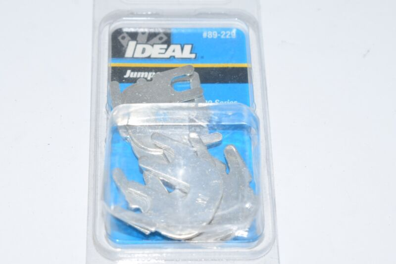 NEW Ideal 89-229 Terminal Strip Jumper - 10 pk