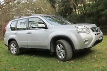 NISSAN X-TRAIL 2013 WAGON Heathcote Sutherland Area Preview