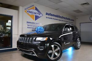 Jeep Grand Cherokee 2015 Overland EcoDiesel 3.0L 4RM Mags 20''