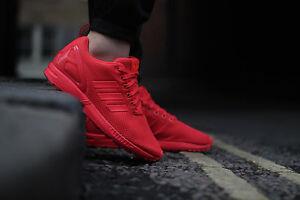 flux adidas Rosso