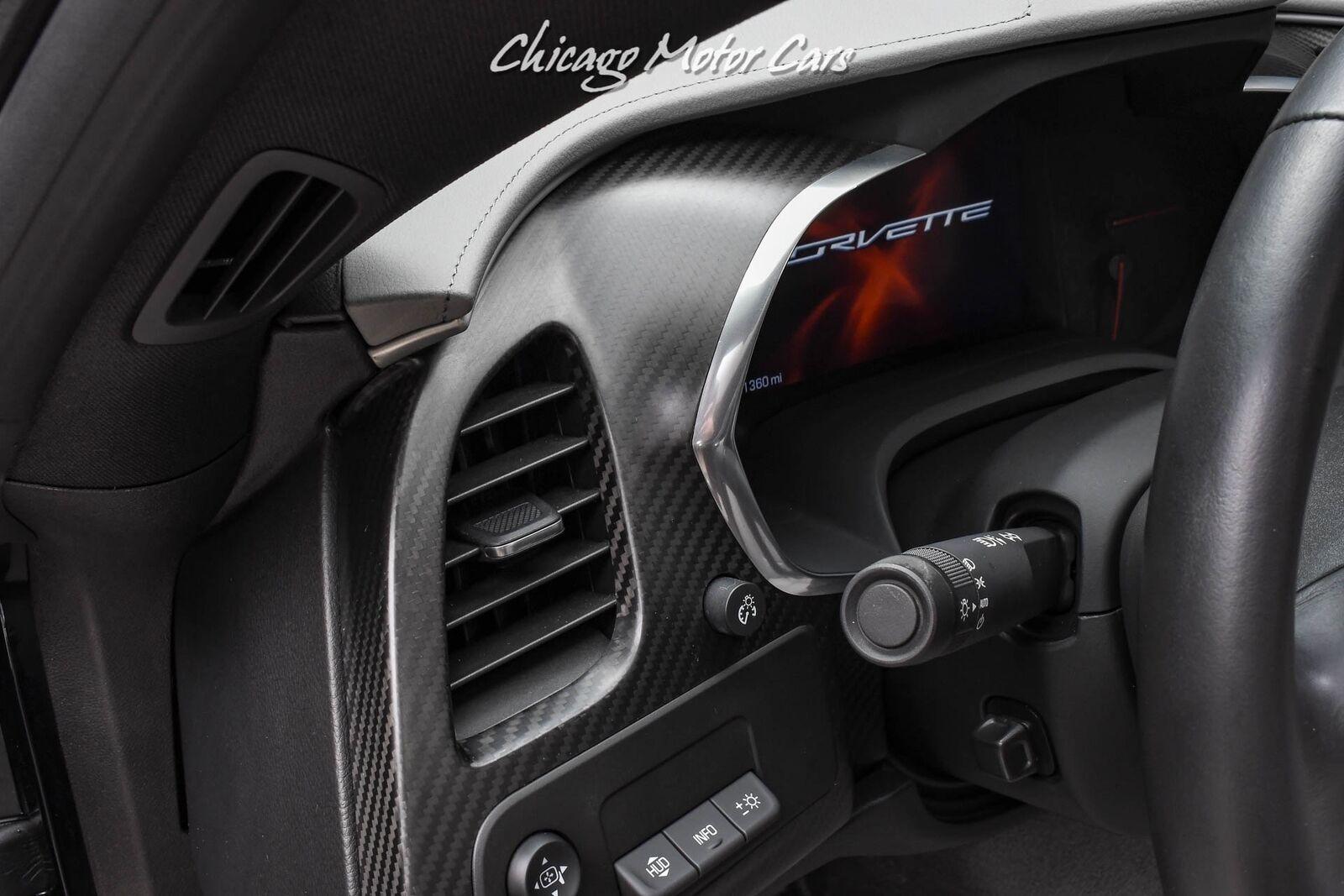 2019 Black Chevrolet Corvette Z07 2LT   C7 Corvette Photo 9