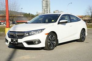 2016 Honda Civic EX-T - ALLOY WHEELS, SUNROOF!