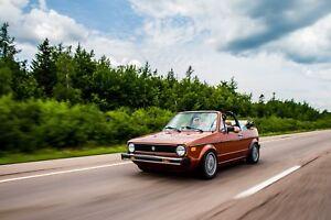 1981 Volkswagen Convertible