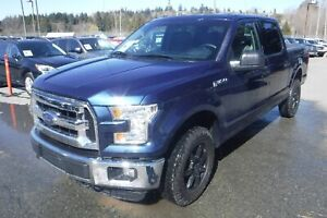 2015 Ford F-150 XLT Super Crew Short Box 4WD
