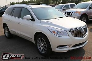 2014 Buick Enclave Leather Leather! Local trade! Heated seats!