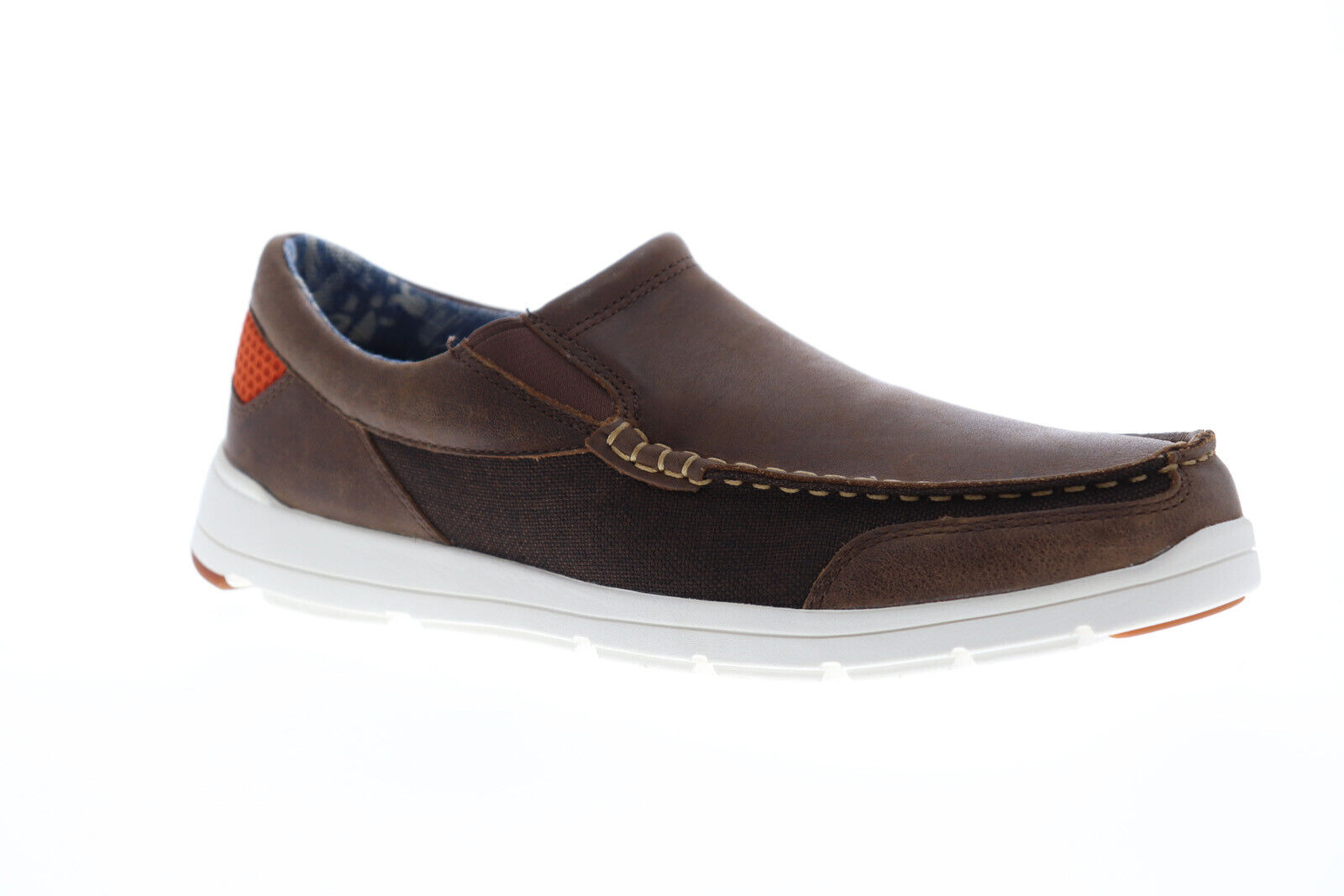 Tommy Bahama Paradise Around Slip On Mens Brown Casual Slip On Loafers Shoes