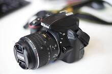 Nikon D3300 and18-55mm lens excellent condition Bundoora Banyule Area Preview