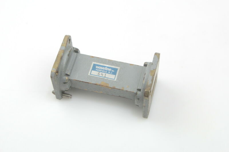 2pcs Digital Microwave 182-620034-002 WR-28 Waveguide Assy 017-453219-007 NEW
