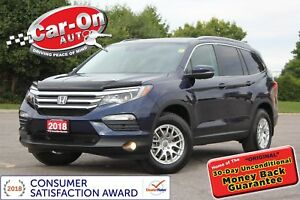 2018 Honda Pilot EX-L AWD 8SEAT LEATHER NAVI SUNROOF 11,000 KM