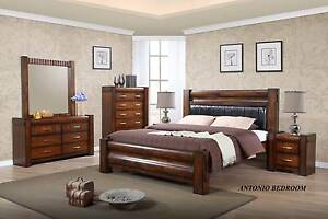 new bedroom furniture HARDWOOD finance EZI-PAY $15p/w Bundall Gold Coast City Preview