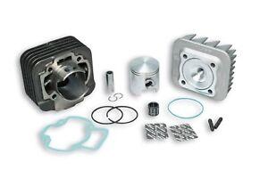 Malossi 72cc Big Bore Cylinder Kit for Vespa ET2, Piaggio, Aprilia, Derbi