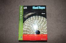 6M FLEXI ROPE CHRISTMAS LIGHT. CLEAR. BRAND NEW. Old Toongabbie Parramatta Area Preview