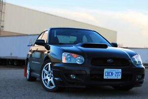 2004 Subaru Wrx PRICE DROP FROM $6700