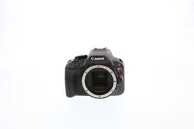 Canon EOS Rebel SL1 Black Digital SLR Camera Body {18 M/P} BG