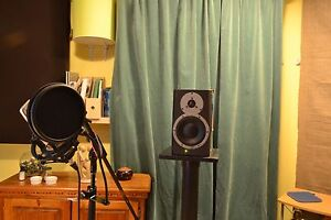 Soundproof Studio Audio Video Post Production Mixing Recording