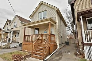 RENOVATED HOME IN HAMILTON FOR LEASE
