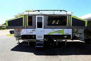 2015 Jayco Outback SWAN - Lots of extras - Excellent Condition Nelson Bay Port Stephens Area Preview