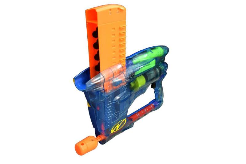 Buzz Bee Toys Air Blasters Berserker (Barbarian) Pump Action Dart Gun