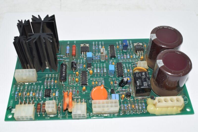 Miller Electric - 183120 - CIRCUIT CARD ASSY, MOTOR CONTROL PCB Board Module