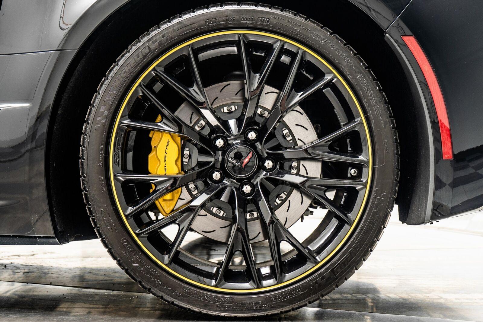 2018 Black Chevrolet Corvette Z06 3LZ   C7 Corvette Photo 10