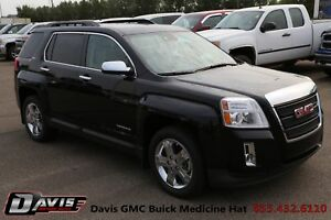 2013 GMC Terrain SLT-1 Heated seats! Leather! Sunroof!