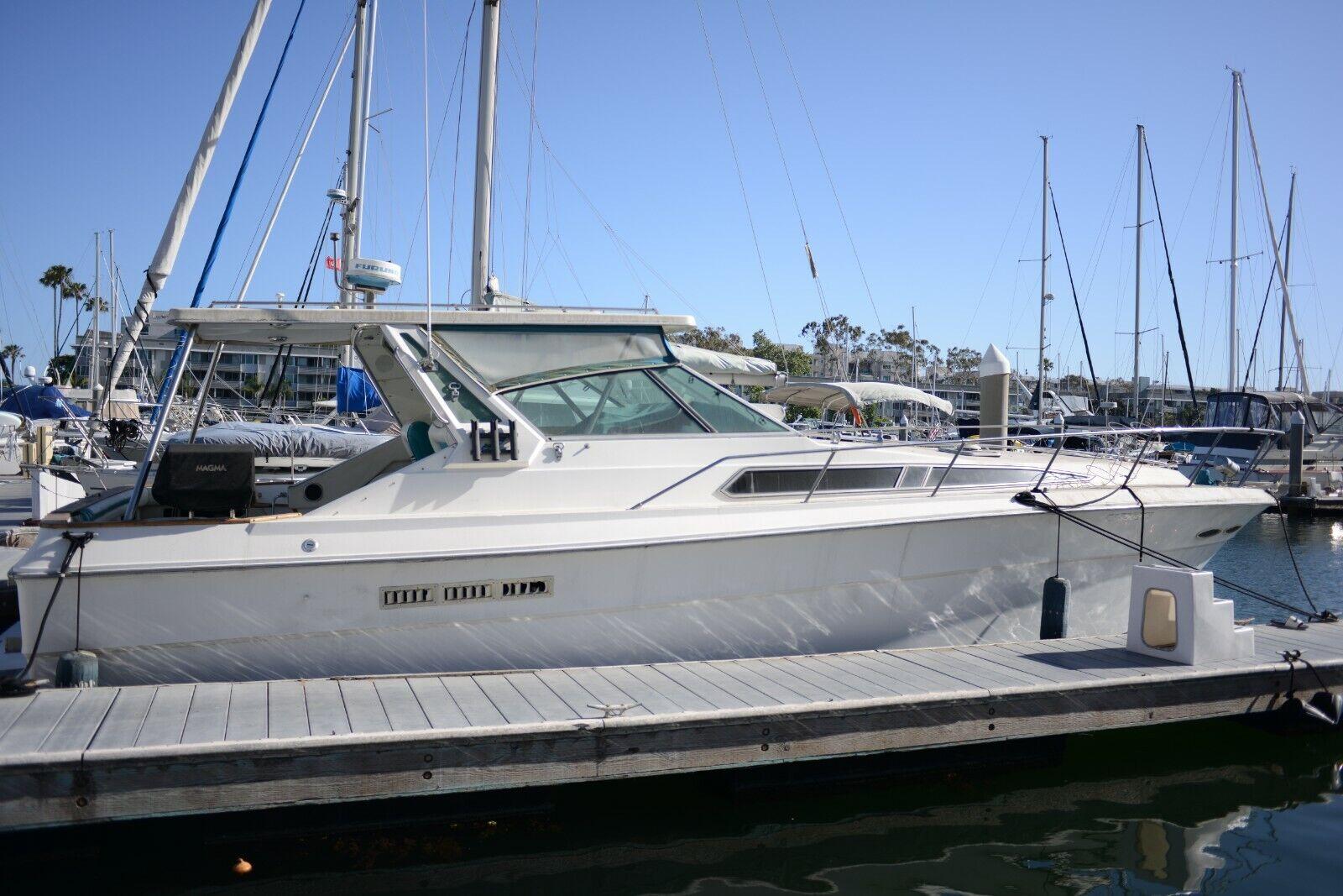 1988 Sea Ray 39' Express Cruiser - California