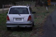 1997 Daihatsu Pyzar Scott Creek Adelaide Hills Preview