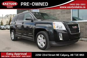 2011 Gmc Terrain SLE 2.4L FWD BACK UP CAMERA LCD SCREEN ALLOY WH