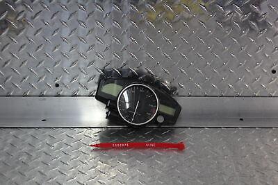 2007 YAMAHA YZF R6 GAUGES DISPLAY SPEEDOMETER 2C0-83500-50-00 RUN VIDEO