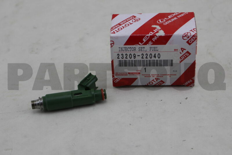 2320922040 Genuine Toyota Injector Assy, Fuel 23209-22040