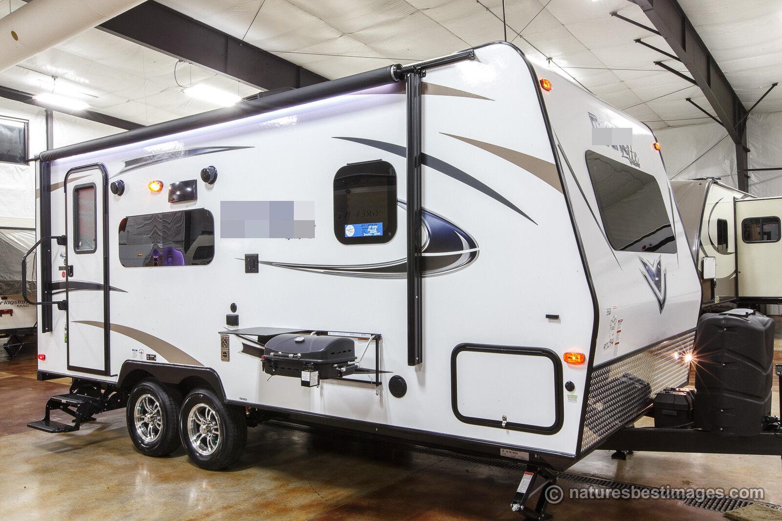 new 2017 21fbrs lightweight slide out micro lite travel trailer camper for sale 21. Black Bedroom Furniture Sets. Home Design Ideas