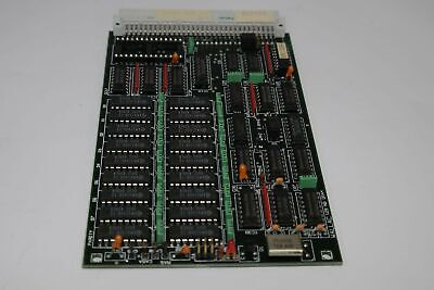 Wallac Lkb 1277 128kb Dram Memory Card 231695 Gamma Master Emt 10 85 1631
