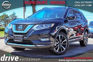 2018 Nissan Rogue SL AWD|NAVI|SMARTPHONE CONNECTIVITY|BLIND S...