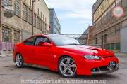 2002 Holden Special Vehicle HSV GTS Coupe (Monaro) Adelaide CBD Adelaide City Preview