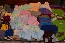 Assorted hand knitted baby wear. Blacktown Blacktown Area Preview