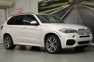 2016 BMW X5 xDrive50i GROUPE M SPORT, TOIT PANORAMIQUE