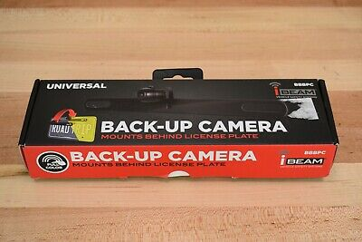Metra BBBPC License Plate  Universal Back-Up Camera - Free Shipping - #1 - L5