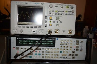 Data Precision Analogic 2045b Arbitrary Polynomial Waveform Generator 800mss 2m