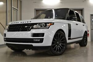 2017 Land Rover Range Rover 5.0L V8 Supercharged *Impeccable + 5