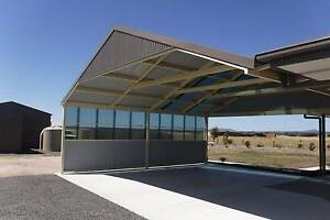 HORSE SHELTERS, SHEDS, FLOAT MODS ,PERGOLAS, MOBILE WELDING Ballarat Central Ballarat City Preview
