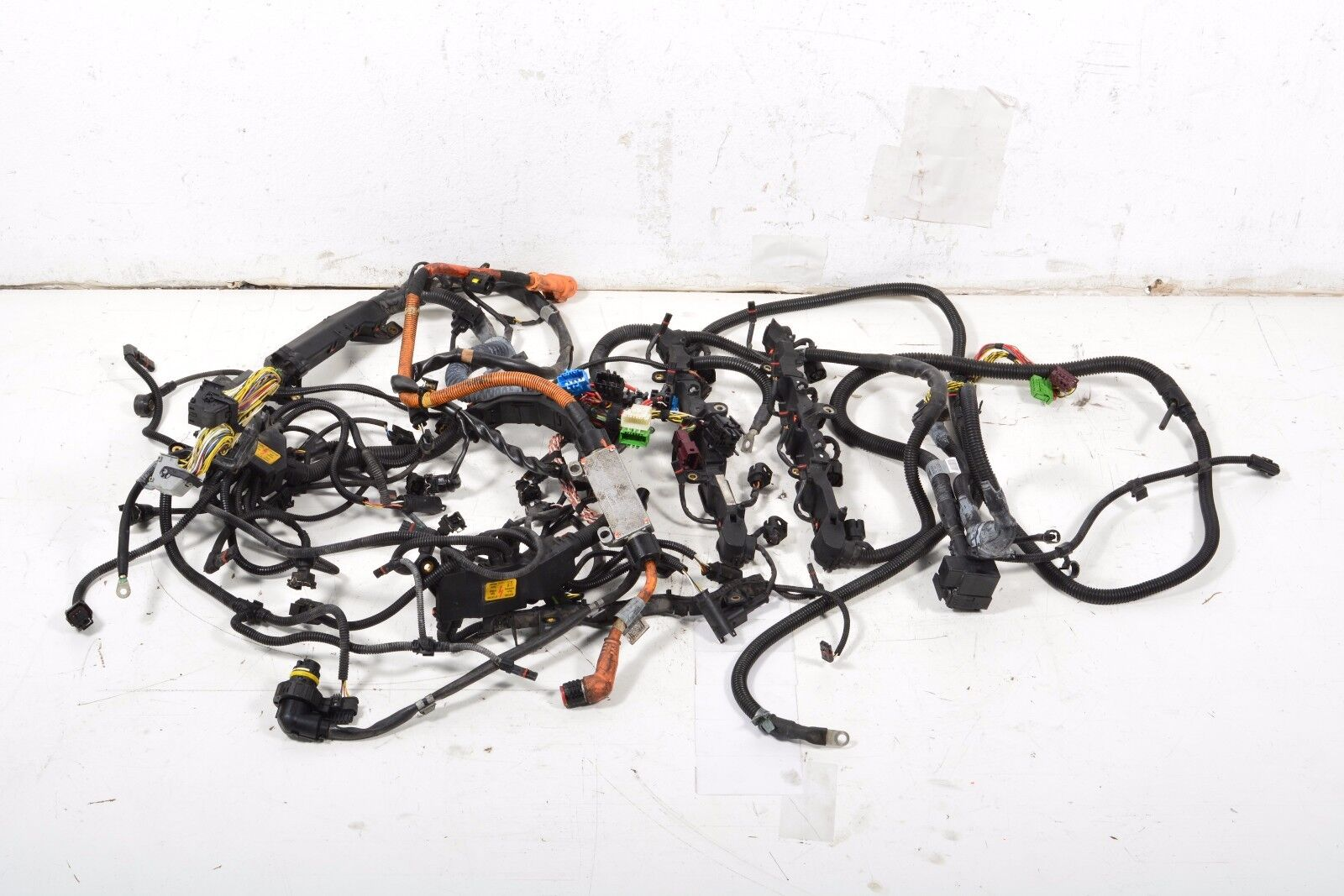 Bmw 2011 550i Wiring Harness For Valve Block,i • Mifinder.co