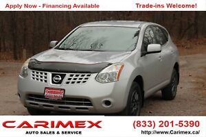 2008 Nissan Rogue S ONLY 103K | CERTIFIED