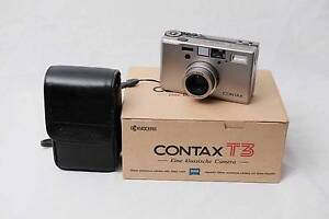 Contax T3 Excellent condition Heathmont Maroondah Area Preview