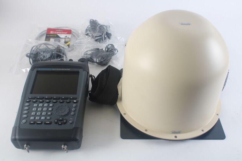 Rohde & Schwarz R&S TS-MOB-DF Mobile DF Kit W/ADD107 Antenna DDF007 Finder