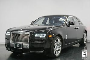 2016 Rolls-Royce Ghost -