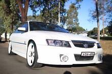 2005 Holden Calais Sedan (1 year rego, SS-V mags, Upgrade exhaust Lurnea Liverpool Area Preview