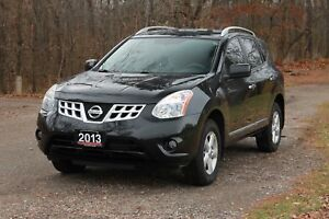 2013 Nissan Rogue SV ONLY 49K | Sunroof | CERTIFIED