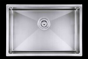 "Handmade u/m laundry sink 12"" depth, 25""x18""on sale for $249!!"